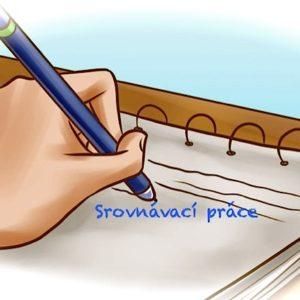 Termíny a okruhy 1. srovnávacích prací