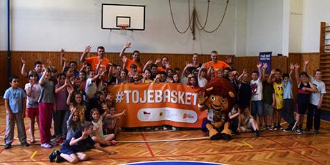 To je basket