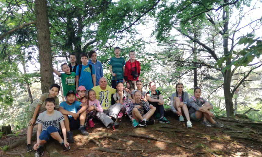 Máchovo jezero – Den druhý