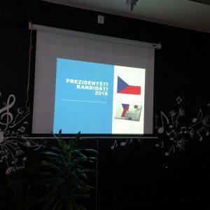 Projekt Prezidentské volby na Ohradní