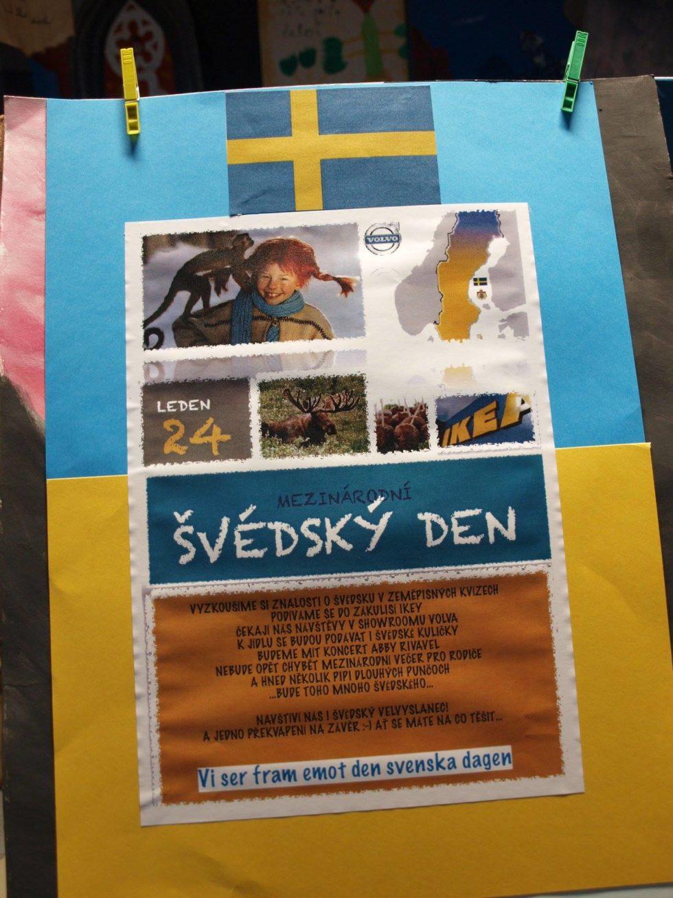 Ohlédnutí za švédským mezinárodním dnem