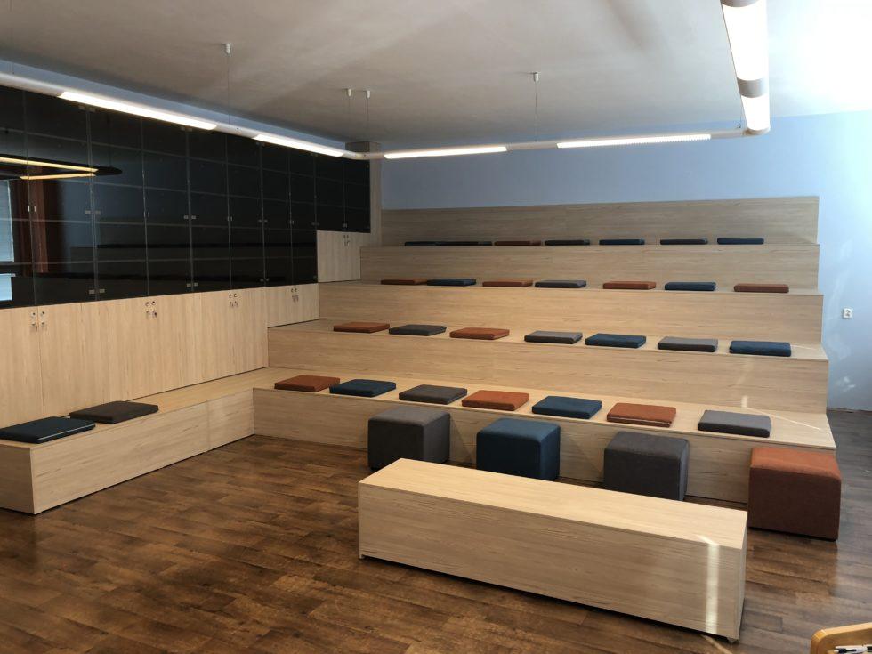Slavnostní otevření multifunkční knihovny