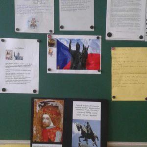 Projekt Svatý Václav ve 4.A