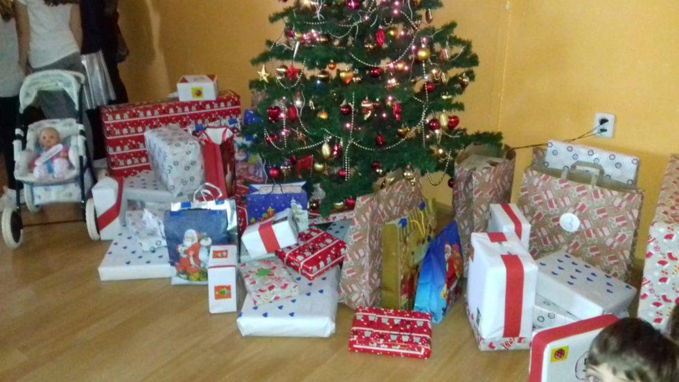 Vánoce ve ŠD
