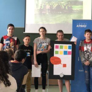 Podnikatelský projekt iKid na Ohradní