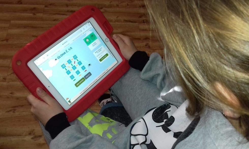 iPady k zapůjčení pro žáky