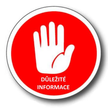 Online distanční výuka od 14. 10. 2020